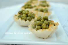 2 Sisters Recipes.com ... Anna and Liz Recipes...: Bite Size Appetizers Filled with Peas