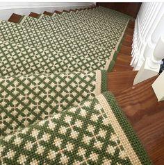 Rug Runner, Hand Stitching, Rugs On Carpet, Needlepoint, Animal Print Rug, Like4like, Area Rugs, Stairs, Memories