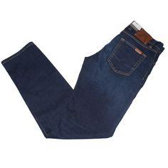 389ab883c Ablerto Superfit Luxury Slim Jean - Blue Levi Strauss, Levis, Black Jeans,  Skinny