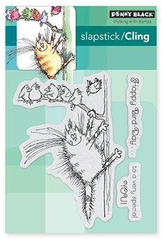 Bird-Day - Clear Stamp