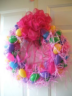 if you really like to get into the Easter feel, then you should really try this out! whoever made this was brilliant to come up with it! i will definetley try this out next Easter!