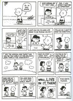 Peanuts: Charlie Brown & Lucy