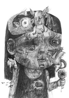 Today we feature an artist with a boundless imagination and an exceptional drawing style. Stefan Zsaitsits is an illustrator and painter from Austria whose works have been exhibited many times these past years. His portraits are full of details, objects, places, directly integrated in the face of the characters. You can see more works on […]