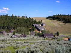 Comet, Montana: One of Montana's most intact ghost towns