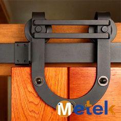 [METEK ] Interior barn Rustic Sliding Door Hardware Sliding Track *** Visit the image link more details.