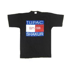 9b506a0c3ae Vintage Tupac Shakur 2Pac Tommy Hilfiger T-Shirt ( 24