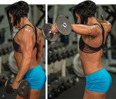 There are shoulders, and then there are DLB shoulders. You want a pair of your own? Here's the workout that can help you build them! See if you can keep up.