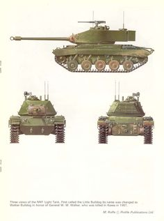 M41 Czołg lekki