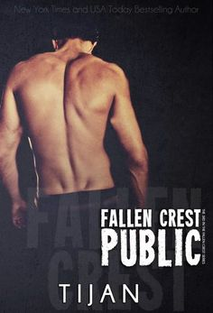 Fallen Crest Public by Tijan | Fallen Crest High, BK#3 | Release Date: December 3, 2013 | New Adult