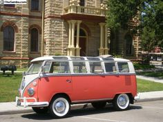 1964 21 Window Bus.