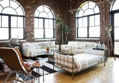 Modern Loft Interior | Home Adore