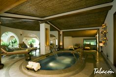Complete relaxation surrounded by the rainforest...