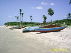 Praia de Tutoia - Tutoia, Maranhão