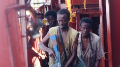 Abduwali Muse & his Pirates from Captain Phillips