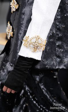 Chanel 2016 Fall Haute Couture | Purely Inspiration