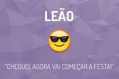 Emoji do Signo Leão O Emoji, Signo Libra, Purple Art, Memes, Cool Words, Zodiac Signs, Nostalgia, Humor, Prints