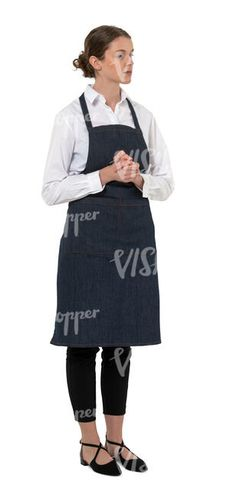 cut out waitress standing Cut Out People, Fashion, Moda, Fashion Styles, Fashion Illustrations