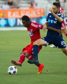 FC Dallas defeats the Carolina Railhawks 5-2 to advance to the semifinals of the 2014 Lamar Hunt U.S. Open Cup.