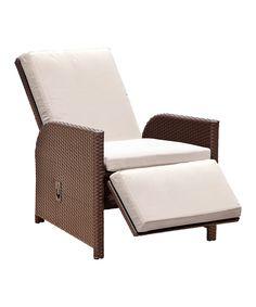 Sirio® Bahama Outdoor Reclining Chair