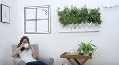 Go green mit Plug & Plant - 36 Pflanzenarten für Wandbegrünung in Heim und Büro - fresHouse