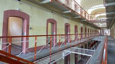 Verlassenes Gefängnis in NRW, nahe des Ruhrgebiets. Dieses mal: Bilder aus dem Jugendknast.  Abandoned prison in central Germany.  Mehr auf: http://www.SagtMirNix.net