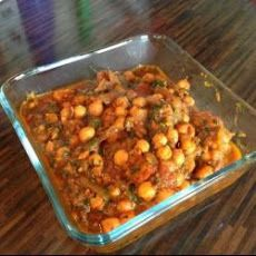 Authentic Chickpea Curry