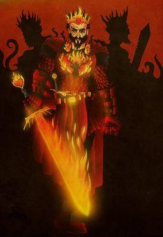 King Stannis Baratheon by ~acazigot on deviantART