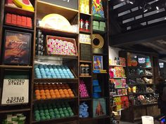Go Inside London's Brand-New, Biggest-Ever Lush Superstore with Lucky Mag!
