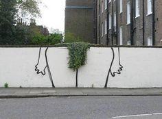Bush by Banksy.