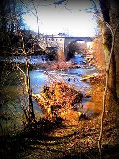 Pont de l'épée | © MariiOn39
