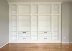 ikea hemnes bookcase instructions