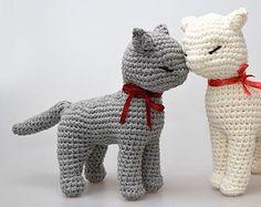 Elefant häkeln Muster Elefant Amigurumi von StuffTheBody auf Etsy                                                                                                                                                                                 Mehr