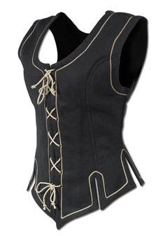 Woman's tunic vest