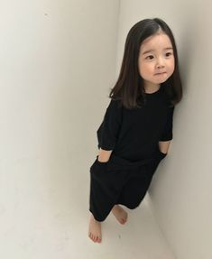 Cute Asian Babies, Korean Babies, Asian Kids, Cute Korean Girl, Cute Babies, Baby Kids, Ulzzang Kids, Baby Fashionista, Stylish Kids