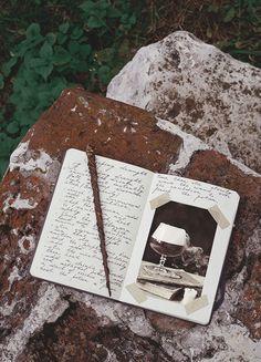 hogwarts notebooks by Daria Khoroshavina https://www.behance.net/barelungs