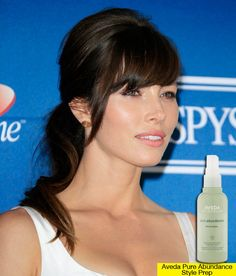 The actress sported a super sexy ponytail at the 2012 ESPY Awards on July 11 — Here's how you can get copy the sophisticated style!