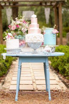87 Brilliant Garden Wedding Decor Ideas   HappyWedd.com