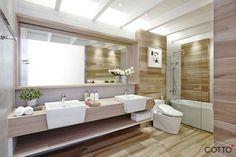 10 ไอเดียห้องน้ำสวย