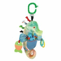 The World of Eric Carle Mr. Seahorse Crib Toy