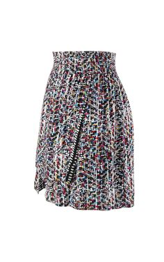 Reversible Wrap Skirt   Spring 2015 www.jeanettemurphey.cabionline.com