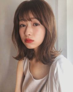 Beautiful Haircuts, Stylish Haircuts, Short Fringe, Retro Hairstyles, Hair Images, Long Hair Cuts, All About Fashion, Hair Designs, Short Hair Styles