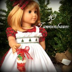 AVAILABLE FOR PURCHASE...O Tannenbaum...An by TheDressmakersDreams