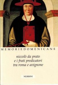 Memorie Domenicane 44 Biblioteca Domenicana di Santa Maria Novella 'Jacopo Passavanti' Firenze (Florence Dominican Library of Santa Maria Novella)