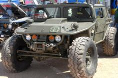 Custom built Scorpion 4x4