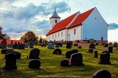 My Town Church, Thorning, Midtjylland; Denmark <3