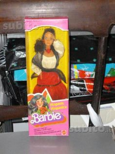 Barbie spagnola