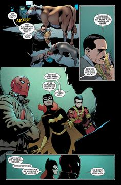 Preview: Batman and Robin #35, Page 5 of 6 - Comic Book Resources