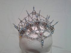 AB Swarovski Crystal Crown. Professional Ballet by AssembleDesigns, $150.00