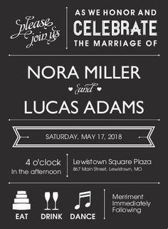 $148 75 Wedding Invitations & RSVPs