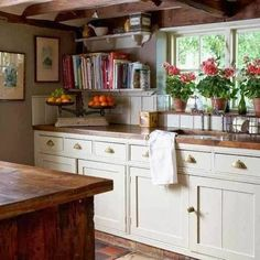 Image result for english farmhouse living room